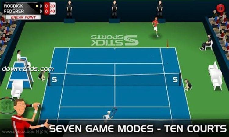 火柴人网球TV版