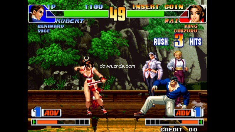 KOF拳皇98TV版