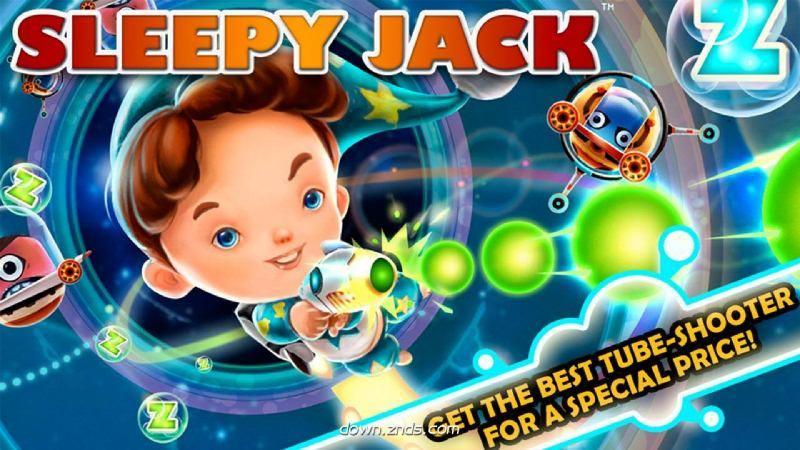 杰克梦游奇境TV版