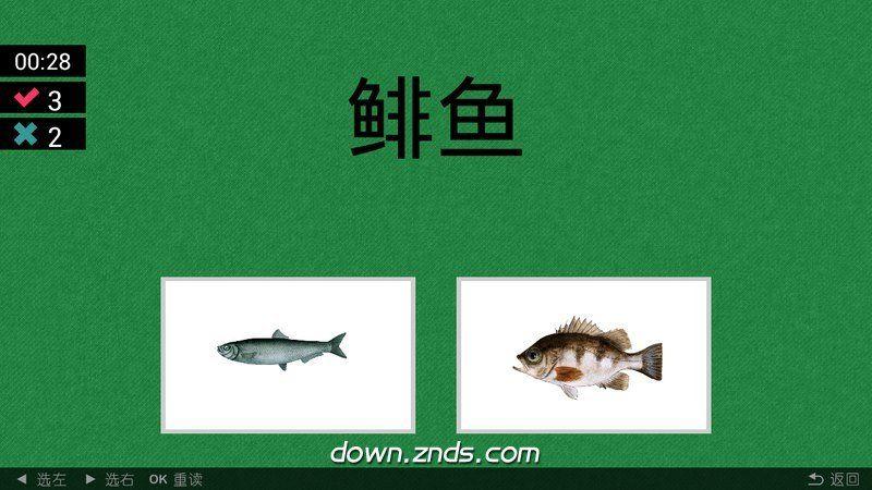 看图识鱼类(二)TV版