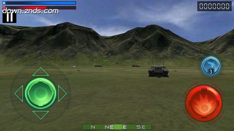 禁锢坦克3DTV版
