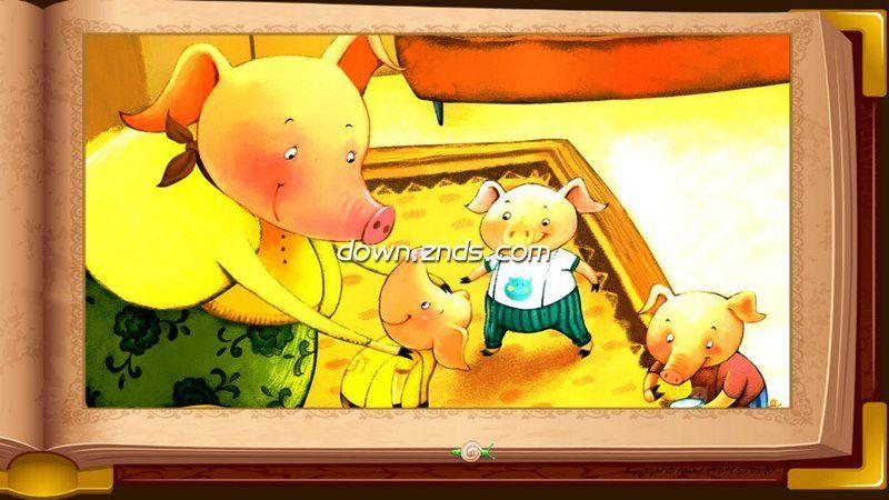 三只小猪TV版
