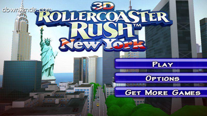 纽约3D过山车TV版