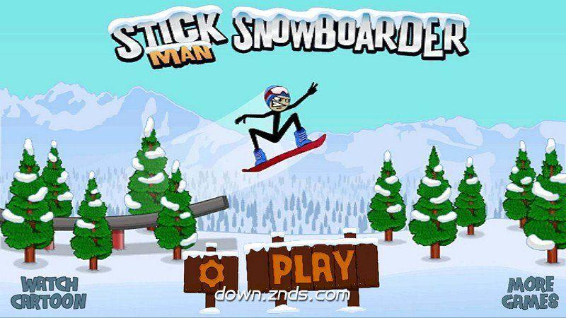 火柴人滑雪TV版