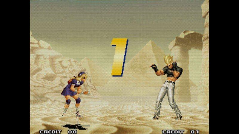 拳皇2000TV版