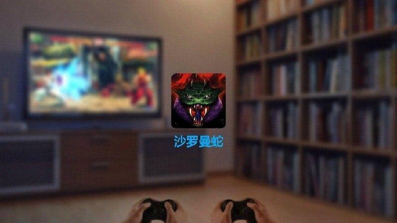 沙罗曼蛇TV版