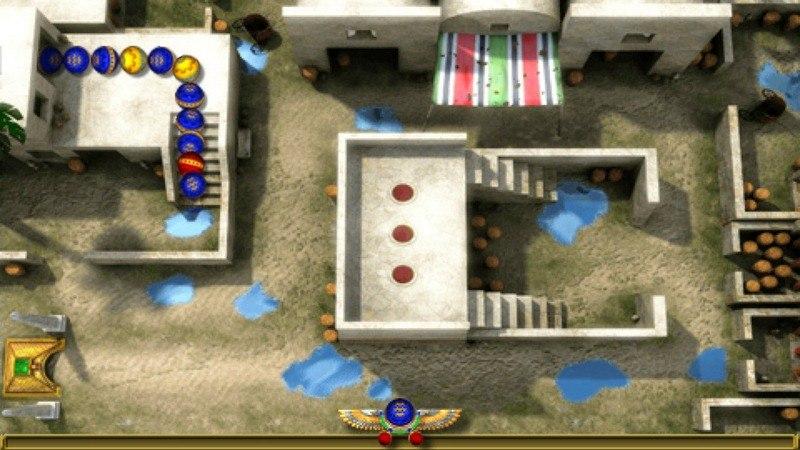 埃及祖玛-法老王的挑战TV版
