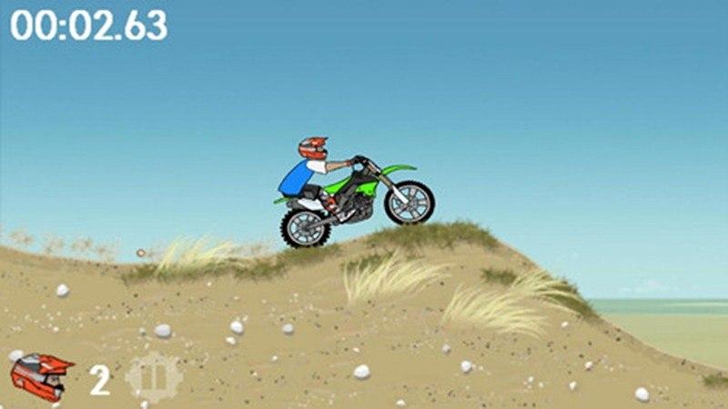 极限摩托车TV版