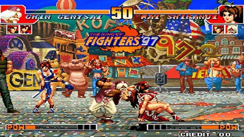 拳皇97TV版