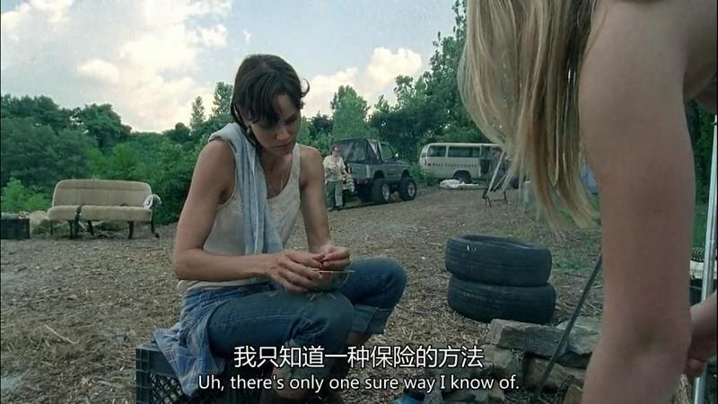 行尸走肉第一季TV版