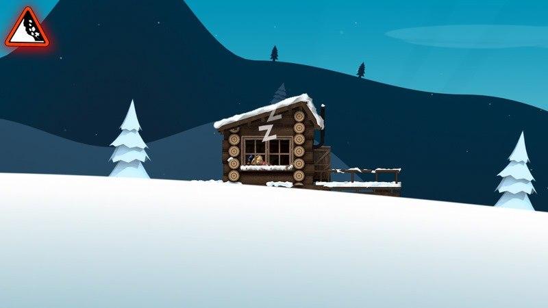 滑雪大冒险TV版