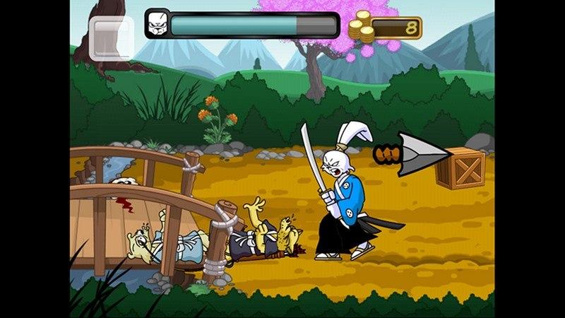 暴力武士兔TV版