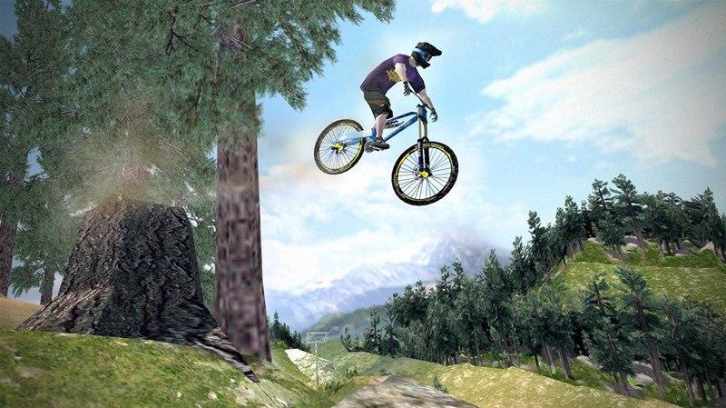 山地自行车大赛TV版