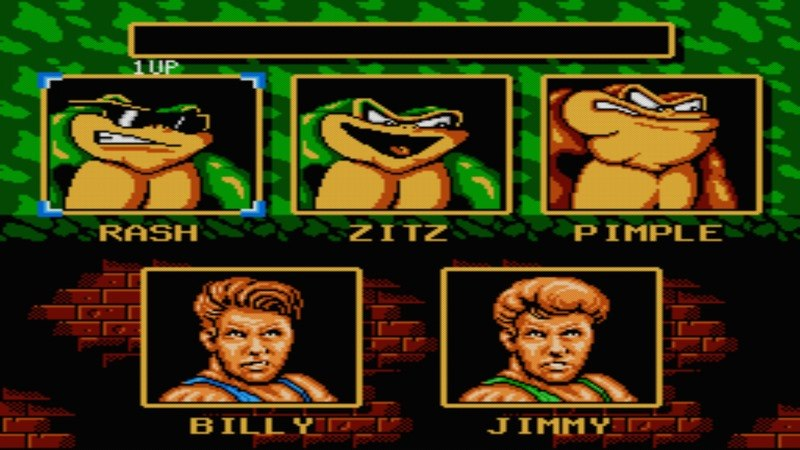 忍者蛙与双截龙TV版