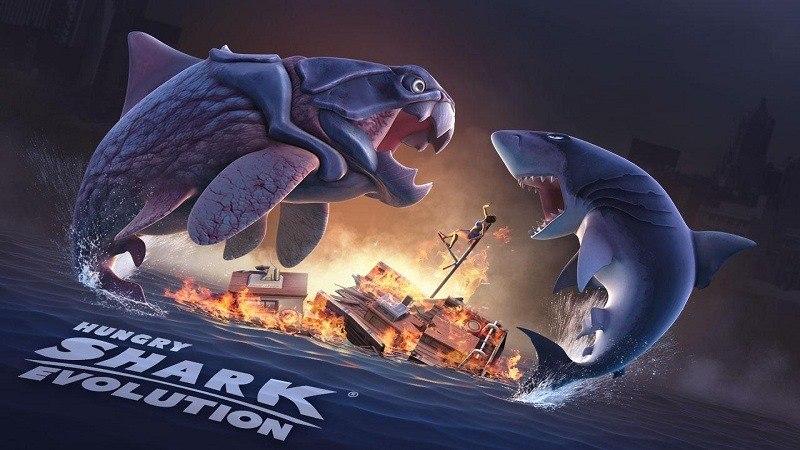 饥饿的鲨鱼TV版