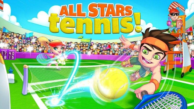 全明星网球TV版