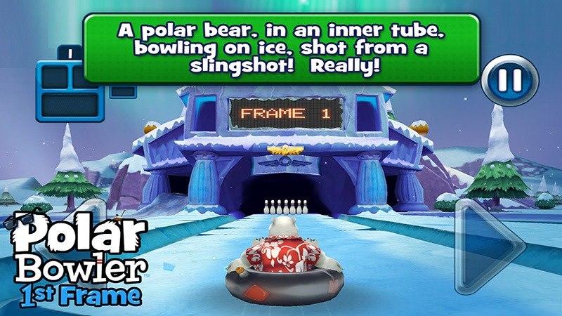 极地保龄球TV版