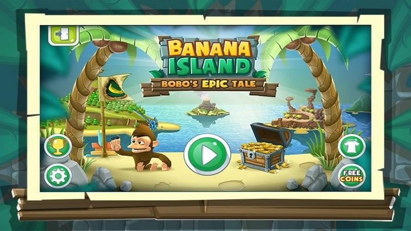 香蕉岛:波波传奇TV版