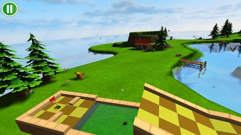 迷你高尔夫球TV版
