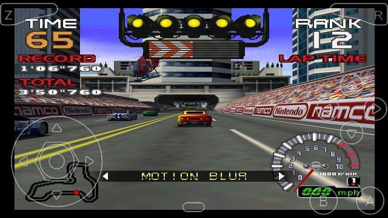 山脊赛车2TV版