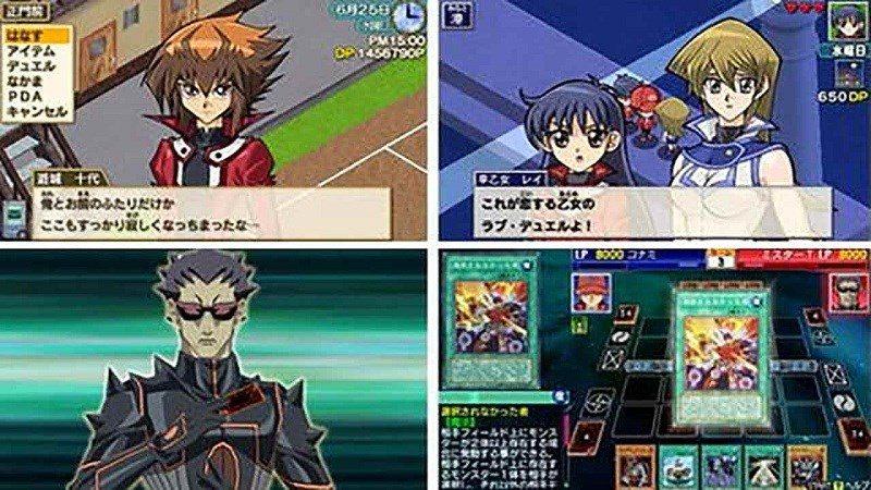 游戏王GX卡片力量3TV版