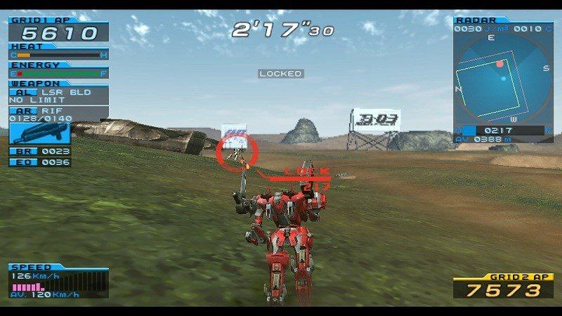 装甲核心方程式前线TV版