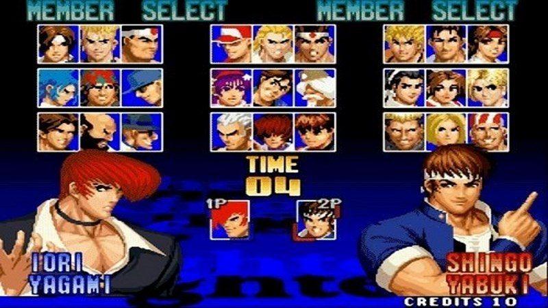拳皇97高清TV版TV版