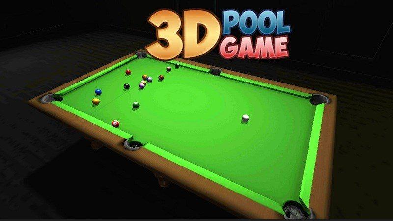 3D台球TV版