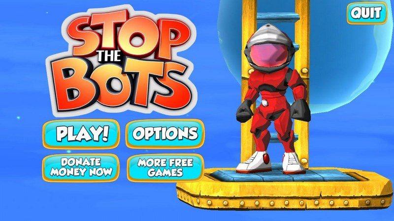 阻止机器人TV版