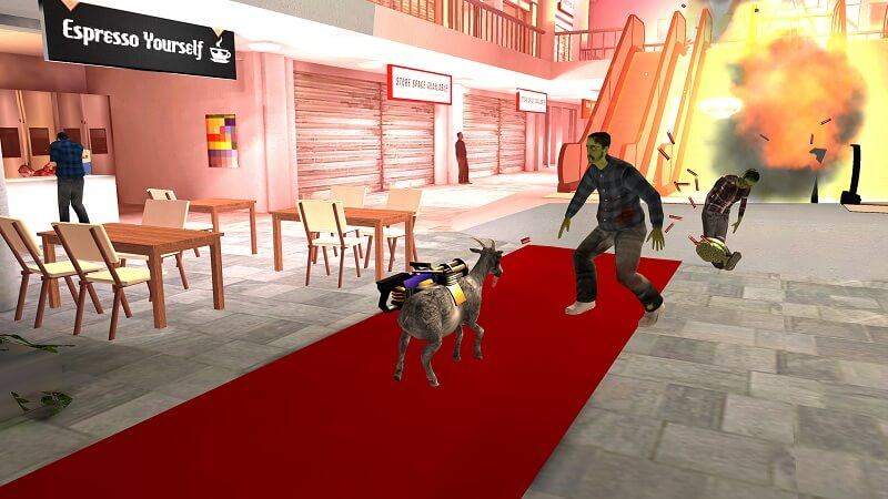 模拟山羊TV版