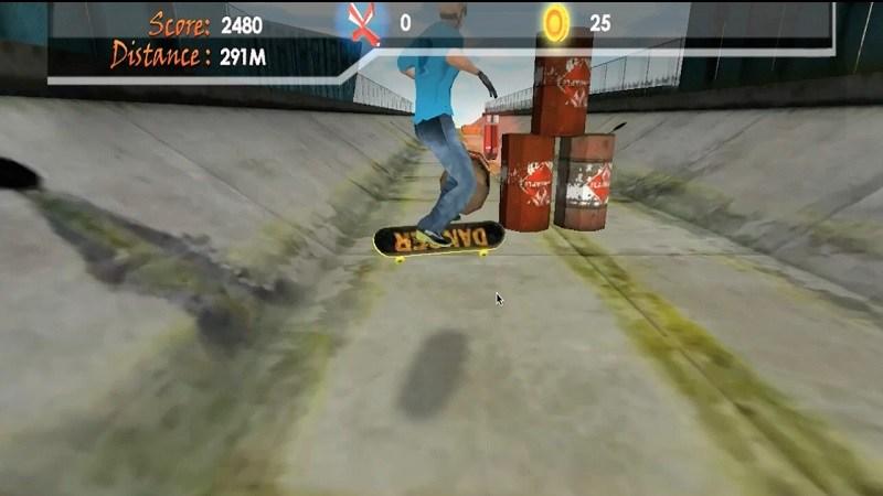 街头滑板3DTV版