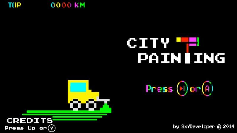 都市涂鸦TV版