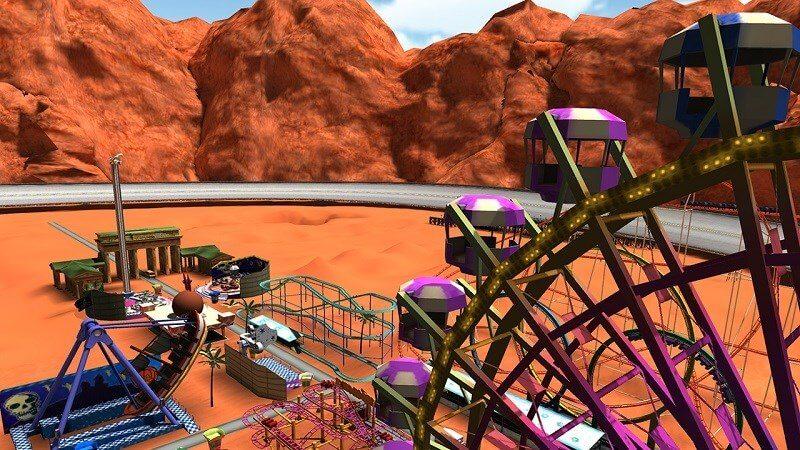 模拟游乐园TV版