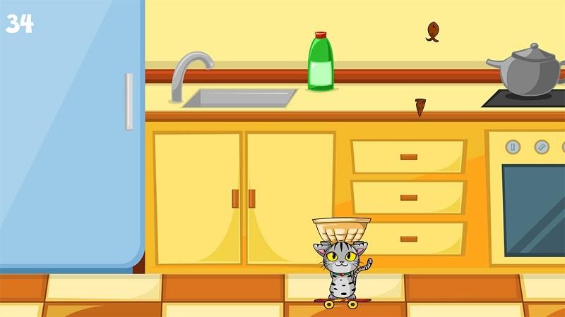 小猫接鱼TV版