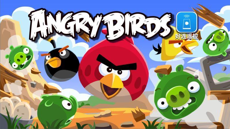 愤怒的小鸟TV版TV版