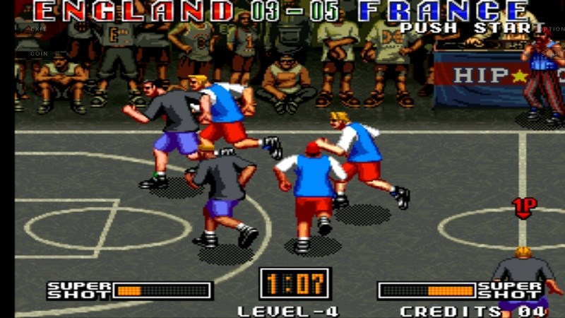 街头篮球TV版