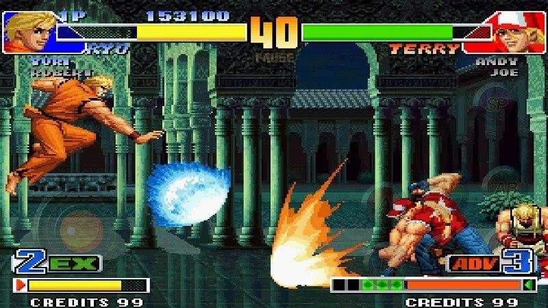 拳皇98TV版