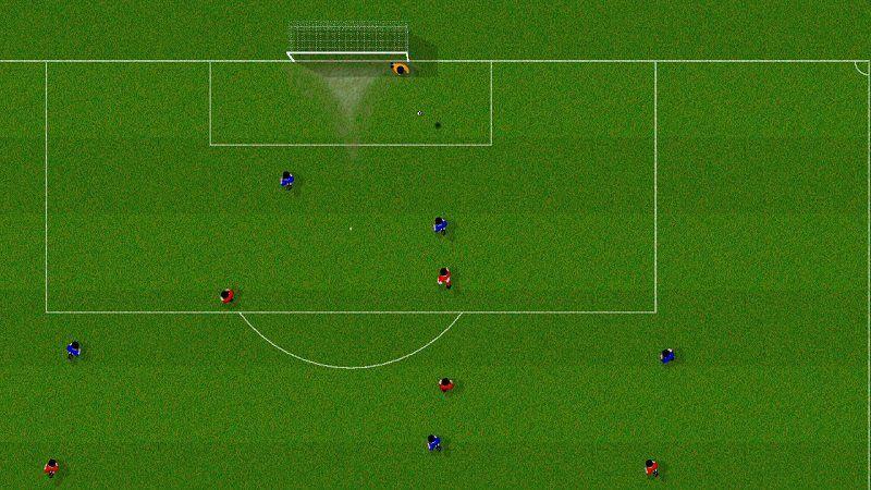 自然足球TV版