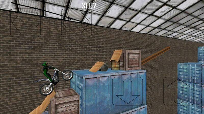 惊险摩托车TV版