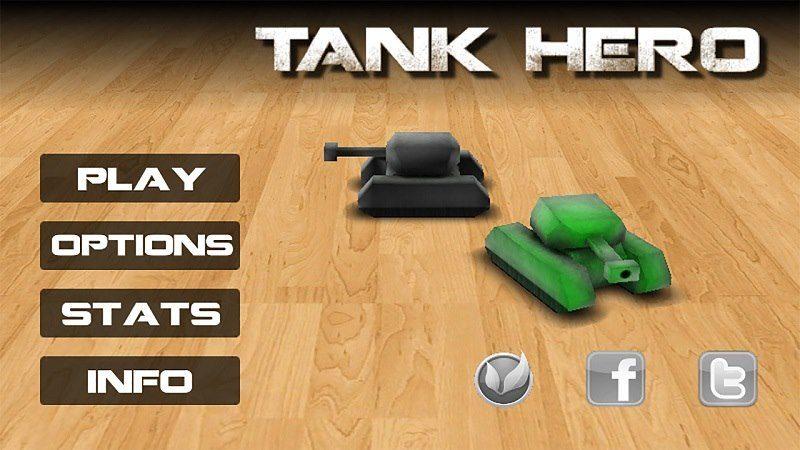 坦克英雄TV版