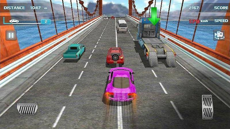 3D狂飙赛车TV版