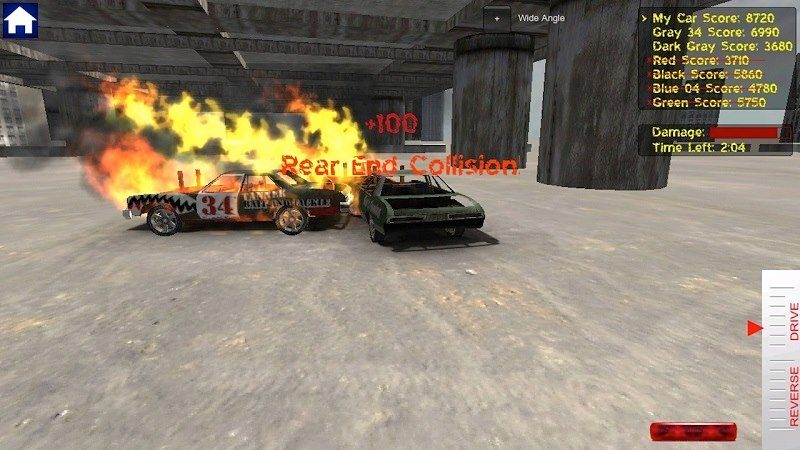 撞车比赛TV版