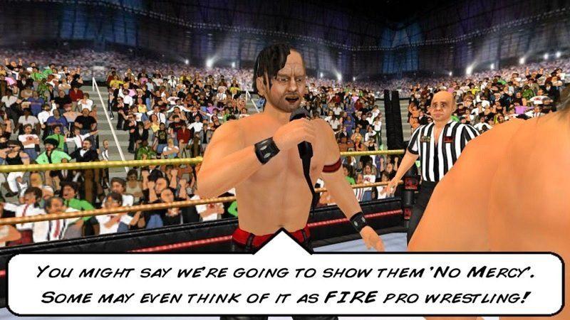 摔跤革命TV版
