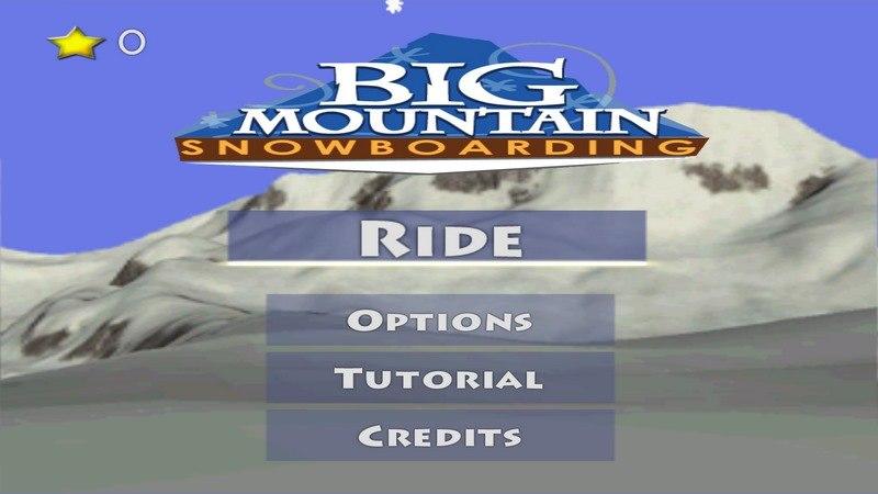 高山滑雪TV版