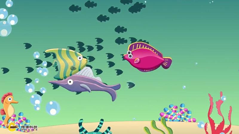 鱼儿的悄悄话TV版