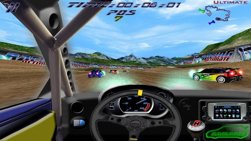 终极赛车TV版