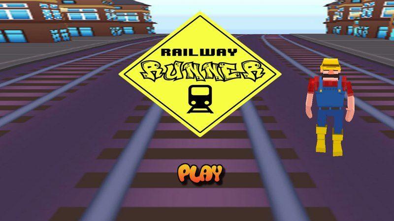铁路跑酷TV版