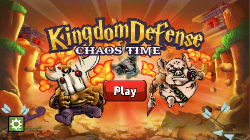 Unity Kingdom DefenseTV版