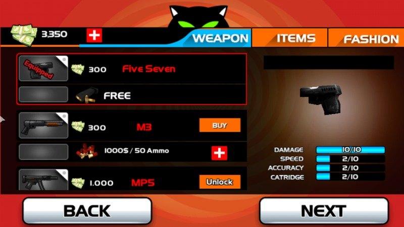 Spy Cat SquadTV版