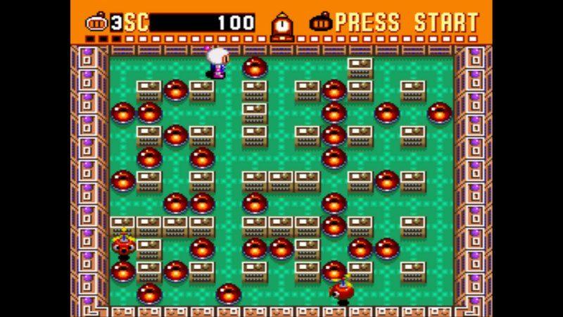 超级炸弹人TV版
